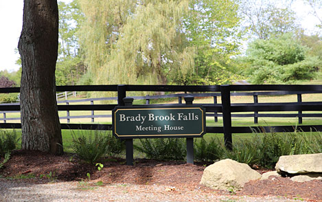 Brady Brook Gate